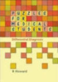 Okładka książki Puzzles for Medical Students