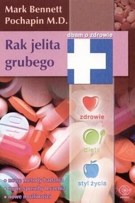 Okładka książki Rak jelita grubego