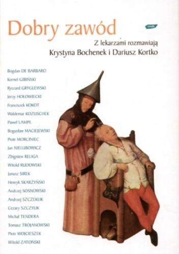 Okładka książki Dobry zawód
