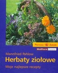 Okładka książki Herbaty ziołowe - Pahlow Mannfried