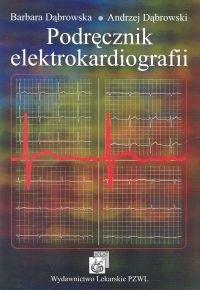 Okładka książki Podręcznik elektrokardiografii