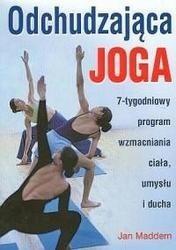 Okładka książki Odchudzająca joga