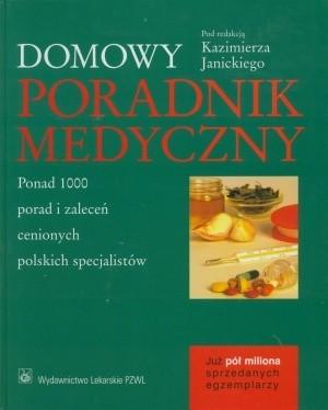 Okładka książki Domowy poradnik medyczny