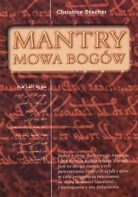 Okładka książki Mantry. Mowa bogów