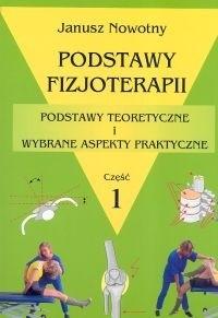 Okładka książki Podstawy fizjoterapii