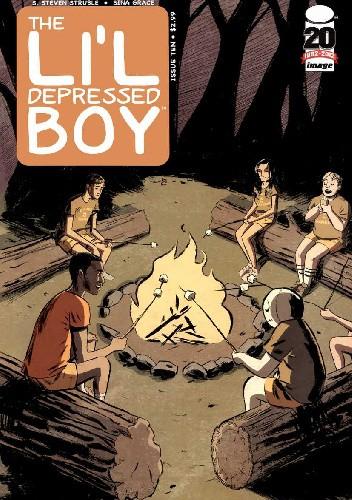 Okładka książki The Li'l Depressed Boy #10 - Worried Shoes