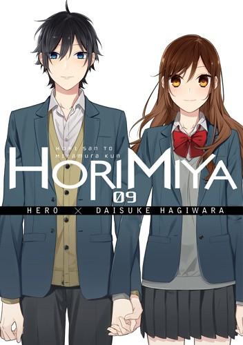 Okładka książki Horimiya 9