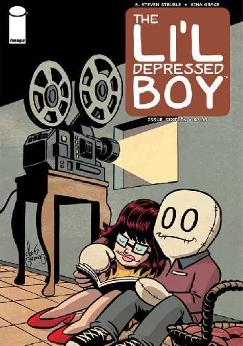 Okładka książki The Li'l Depressed Boy #16 - I'm in Love with a Girl Named Spike