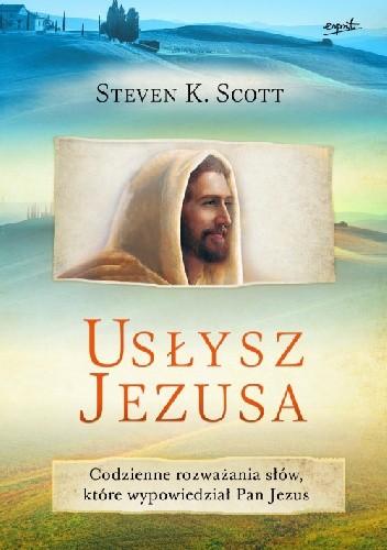 Okładka książki Usłysz Jezusa
