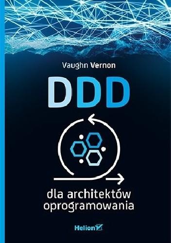 Okładka książki DDD dla architektów oprogramowania
