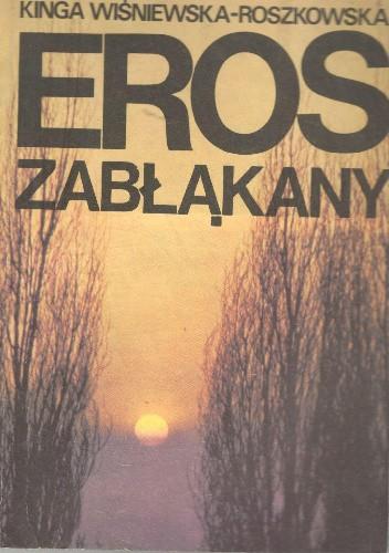 Okładka książki Eros zabłąkany