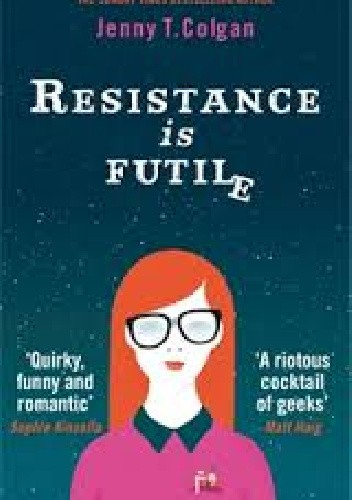 Okładka książki Resistance is futile