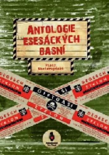 Okładka książki Antologie esesáckých básní