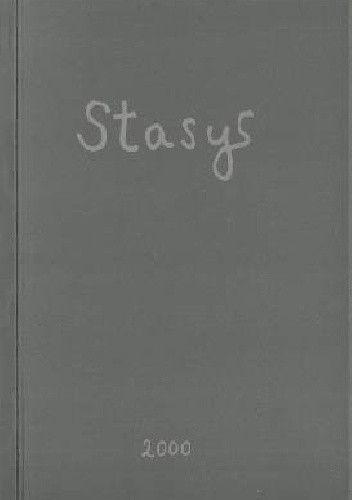 Okładka książki Stasys - miniatury pastele smutki