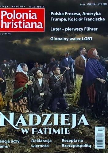 Okładka książki Polonia Christiana styczeń-luty 2017