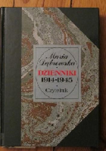 Okładka książki Dzienniki 1914-1945, [T.2, 1926-1935]