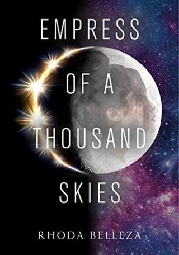 Okładka książki Empress of a Thousand Skies