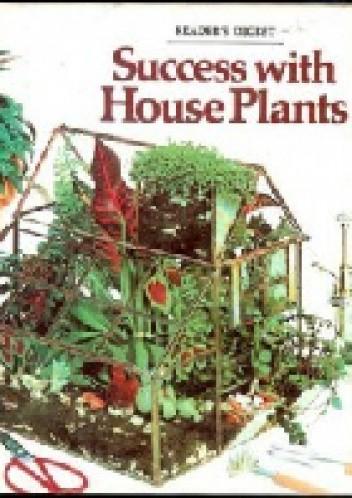 Okładka książki Success with House Plants