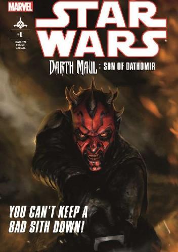 Okładka książki Star Wars: Darth Maul - Son of Dathomir 1