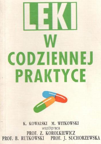 Okładka książki Leki w codziennej praktyce