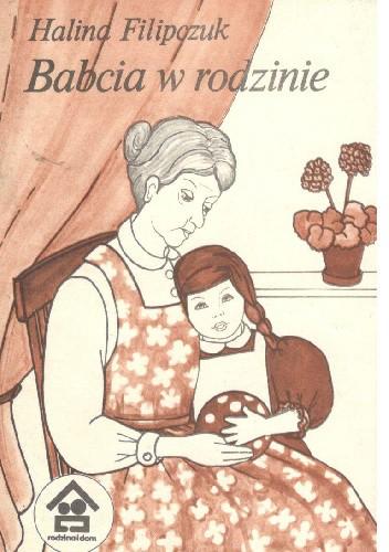 Okładka książki Babcia w rodzinie