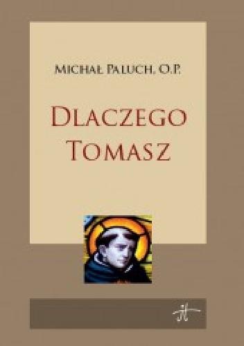 Okładka książki Dlaczego Tomasz