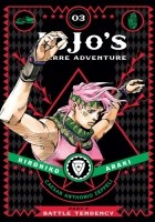 JoJo's Bizarre Adventure: Part 2 - Battle Tendency, Volume 3