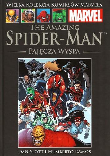 Okładka książki The Amazing Spider-Man: Pajęcza wyspa, cz I