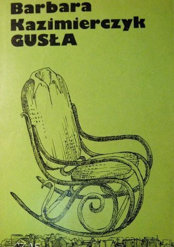 Okładka książki Gusła