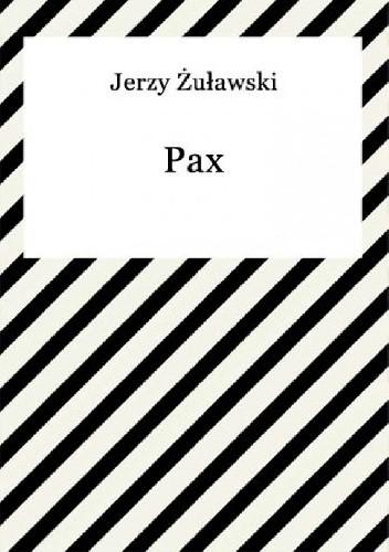 Okładka książki Pax