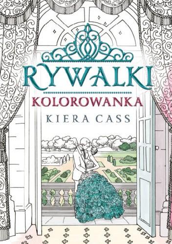 Okładka książki Rywalki. Kolorowanka