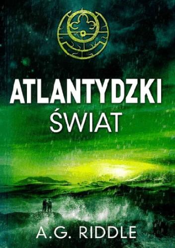 Okładka książki Atlantydzki Świat