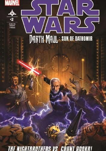 Okładka książki Star Wars: Darth Maul - Son of Dathomir 2
