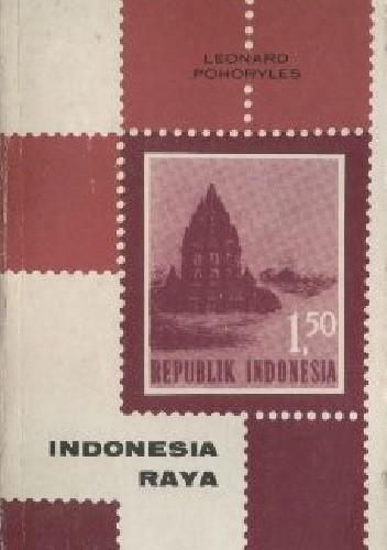 Okładka książki Indonesia Raya
