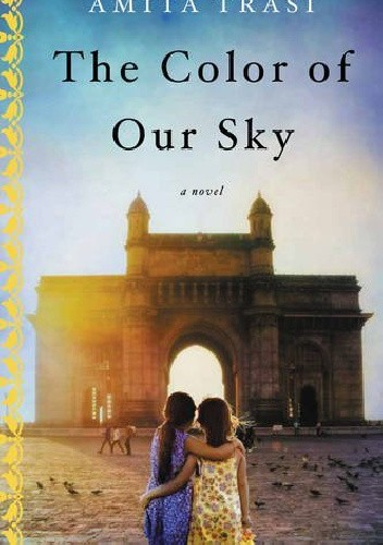 Okładka książki The Color of Our Sky