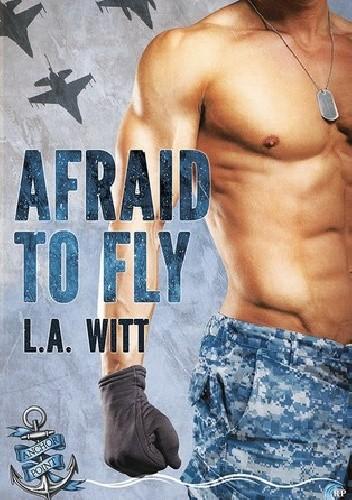 Okładka książki Afraid to Fly