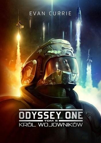 Okładka książki Odyssey One. Król wojowników