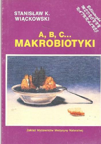 Okładka książki ABC makrobiotyki