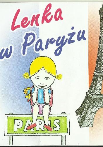 Okładka książki Lenka w Paryżu