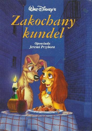Okładka książki Zakochany kundel