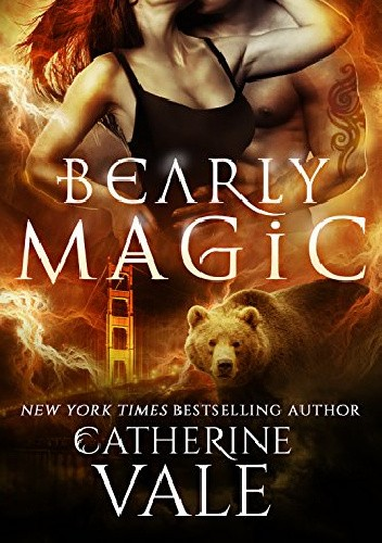 Okładka książki Bearly Magic: (BBW Paranormal Shapeshifter Urban Fantasy Werebear Romance)
