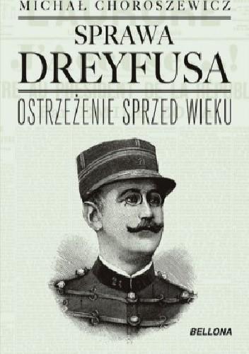 Okładka książki Sprawa Dreyfusa