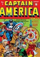 Captain America Comics 5