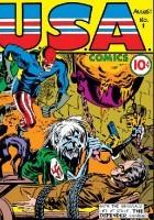 USA Comics 1
