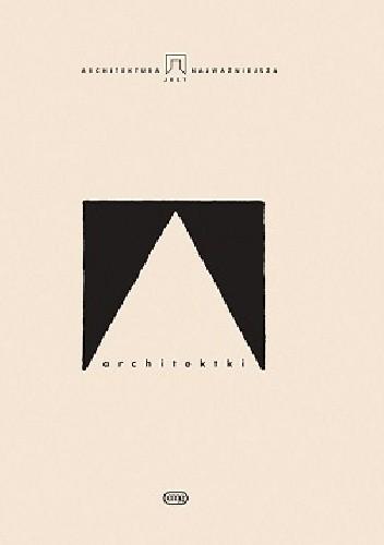 Okładka książki Architektki