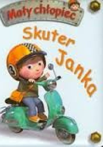 Okładka książki Skuter Janka