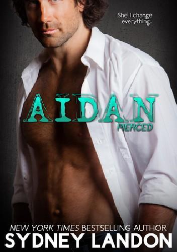 Okładka książki Aidan
