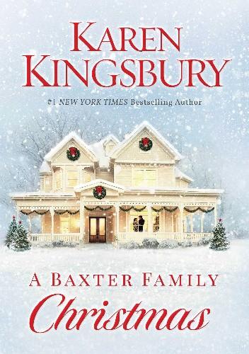 Okładka książki A Baxter Family Christmas