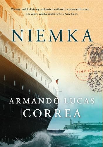 Okładka książki Niemka