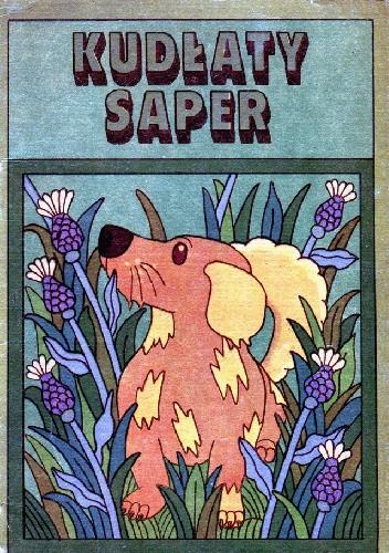 Okładka książki Kudłaty Saper